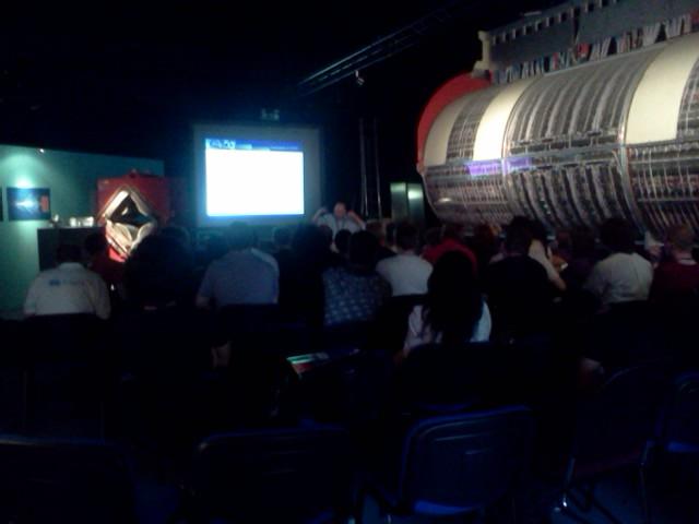 Microcosm Lecture