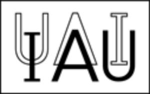 International Astronomical Union logo